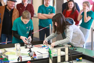 Održan FIRST LEGO League