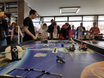 FIRST LEGO League natjecanje u...